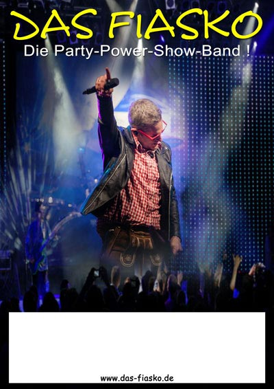 Titelbild für Download Poster mit Andreas Gabalier