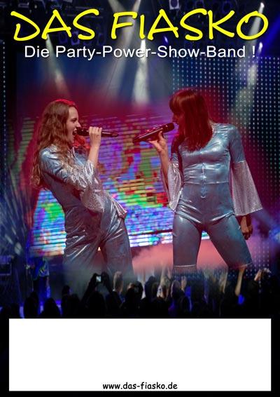 Titelbild für Download Poster mit ABBA