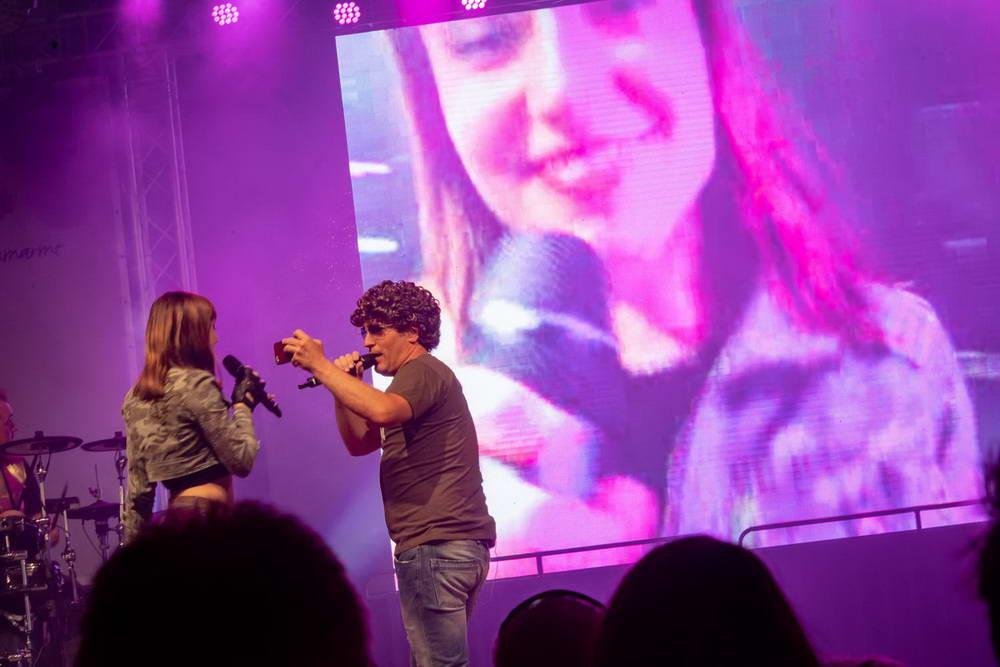 Sänger als Atze Schröder überträgt Video von lara Croft auf die leinwand